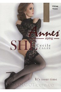 ANNES Cecile calze 20