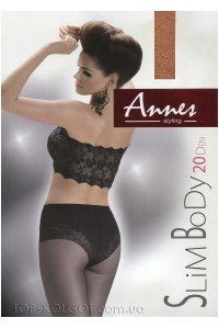 ANNES Slim Body 20