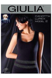 GIULIA Canotta Lurex model 2