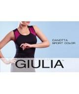 GIULIA Canotta Sport Color