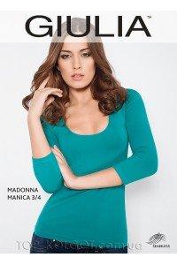 GIULIA Maglia Scolo Madonna manica 3/4