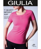 GIULIA T-ShirtSportAIR ManicaCorta