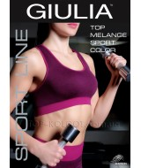 GIULIA Top Melange Sport Color