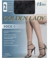 GOLDEN LADY Sock 15