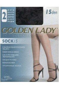 GOLDEN LADY Sock 15