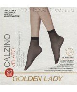 GOLDEN LADY Velato 40 calzino