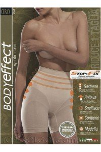 INTIMIDEA Short BodyEffect ORO (Art.410617)