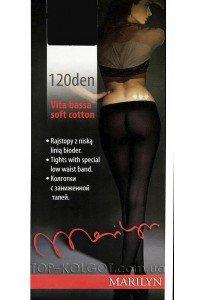 MARILYN Soft Cotton 120 vita bassa