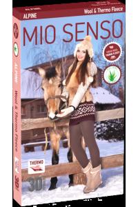 MIO SENSO Alpine Wool&Thermo Fleece XL