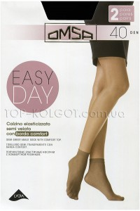 OMSA Easy Day 40 calzino